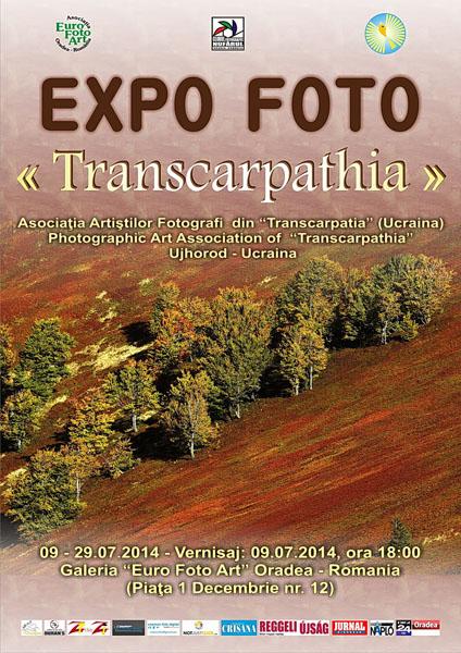 Afis EXPO FOTO-Transcarpathia web