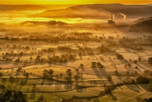 FIAP-Honorable-Mention_John_King_United_Kingdom_Hope_Valley_Golden_Dawn