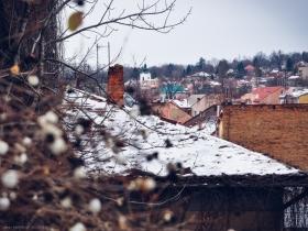 Старі дахи