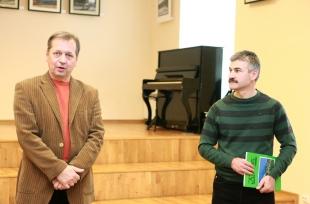 Спілчан вітає В.Марюхнич
